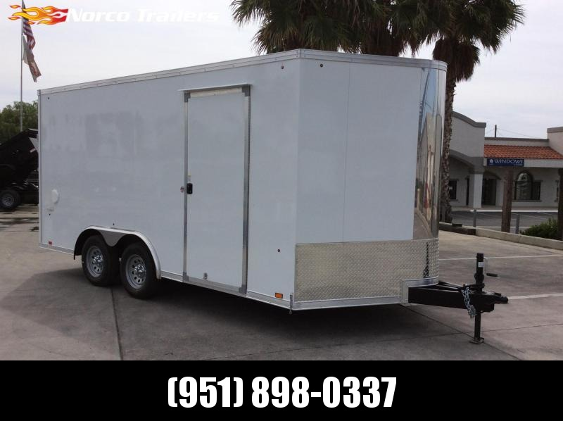 2021 Look Trailers Vision 8.5' x 16' 7K Car / Racing Trailer
