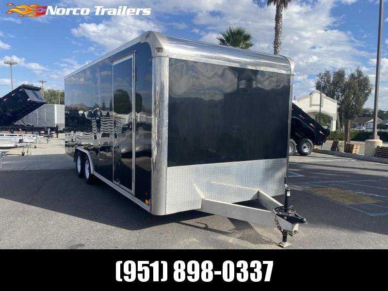 2017 ATC 8.5' x 20' Tandem Axle Car / Racing Trailer