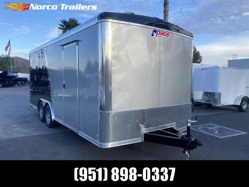 2020 Pace American Cargo Sport 8.5' x 20' Tandem Axle Enclosed Cargo Trailer