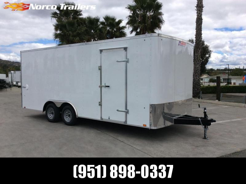 2021 Pace American Outback 8.5 x 20 Tandem Axle Car / Racing Trailer