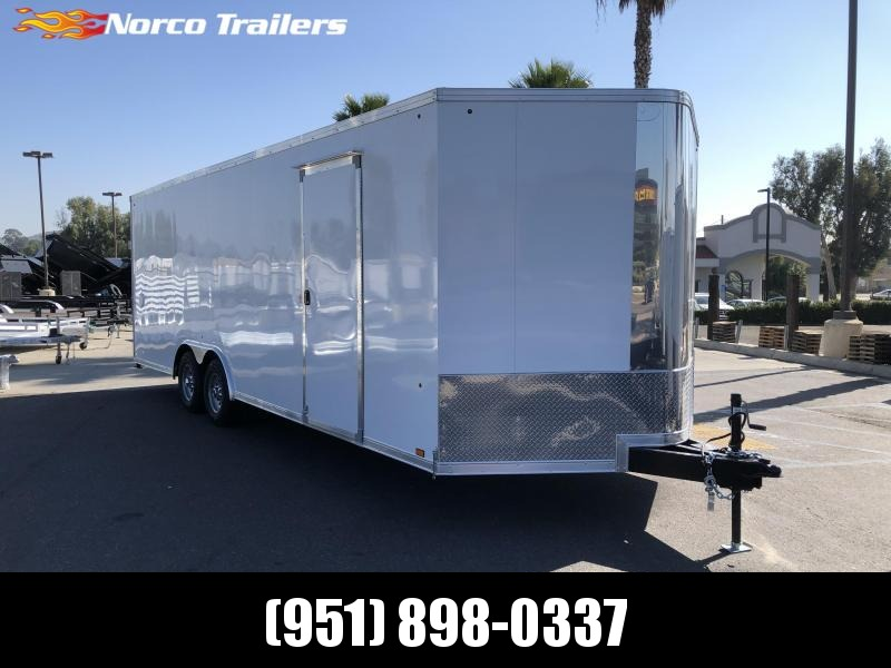 2021 LOOK Vision 8.5' x 24' Tandem Axle Car / Racing Trailer