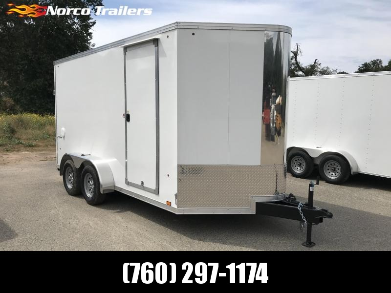 2019 Look Trailers Vision 7' x 14' Enclosed Cargo Trailer