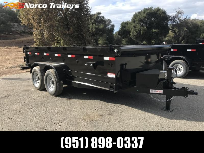 2019 Innovative Trailer Mfg. 83 x 14 Dump Trailer