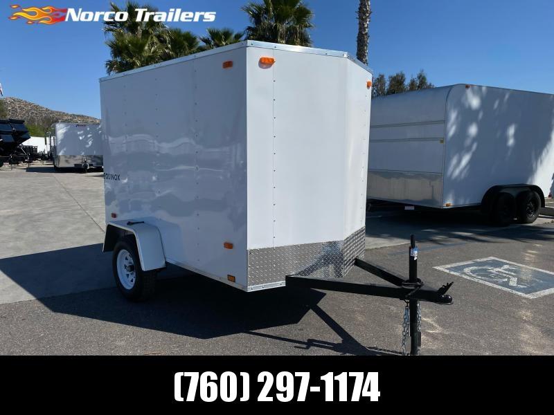2021 Look Trailers Equinox 5' x 8' Single Axle Enclosed Cargo Trailer