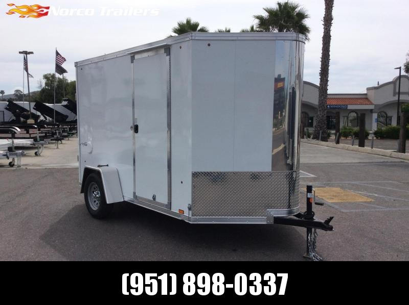 2021 Look Trailers Vision 6' x 10' Enclosed Cargo Trailer