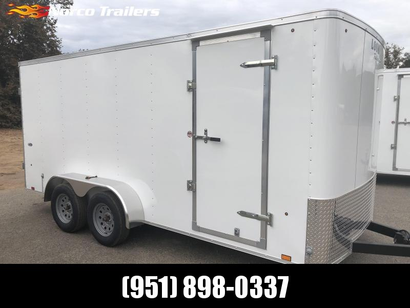 2019 Look Trailers STLC 7' x 16' Enclosed Cargo Trailer