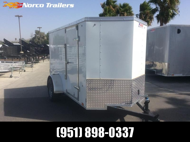 2020 Pace American Outback 5 x 10 Single Axle Enclosed Cargo Trailer