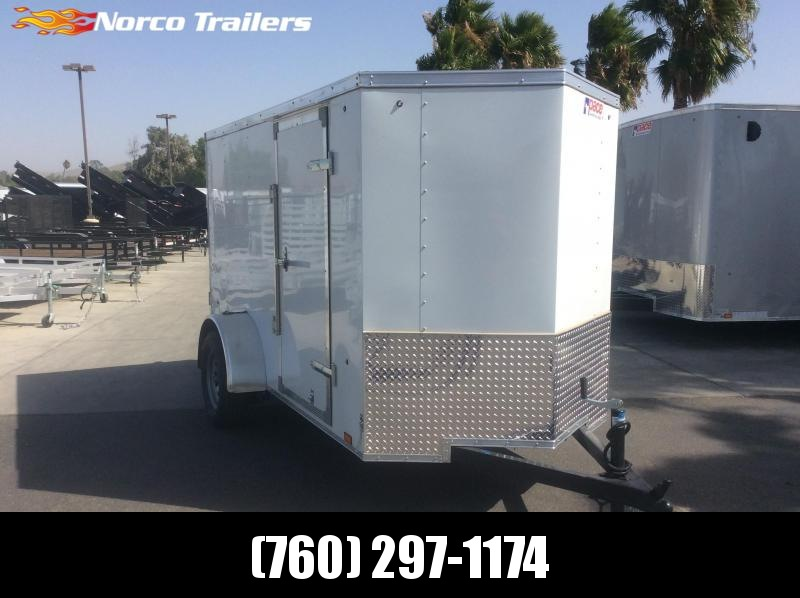 2020 Pace American Outback 5' x 10' Single Axle Enclosed Cargo Trailer