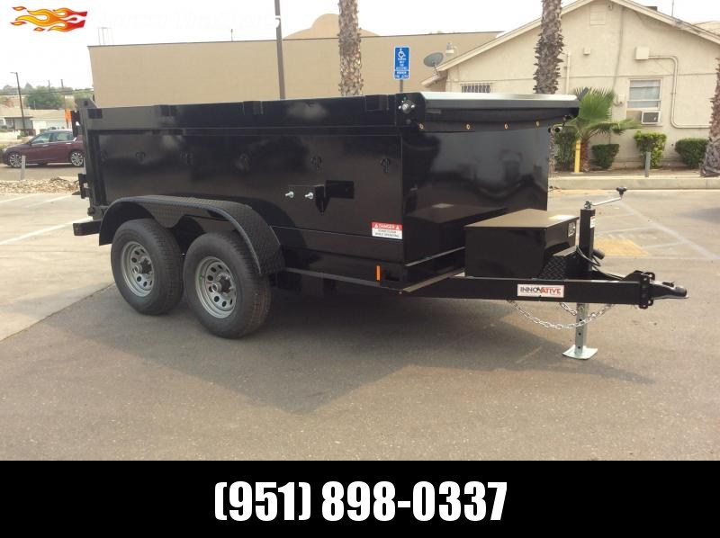 2019 Innovative Trailer Mfg. 72 x 10 Dump Trailer
