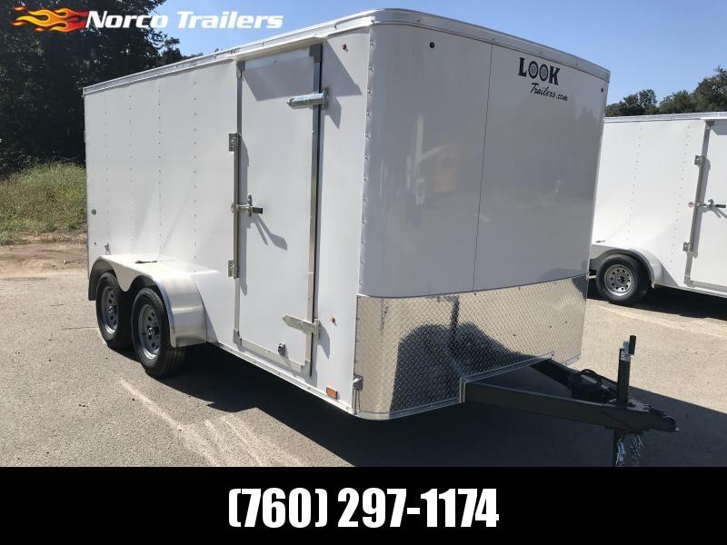 2020 Look Trailers STLC 7' x 14' Enclosed Cargo Trailer