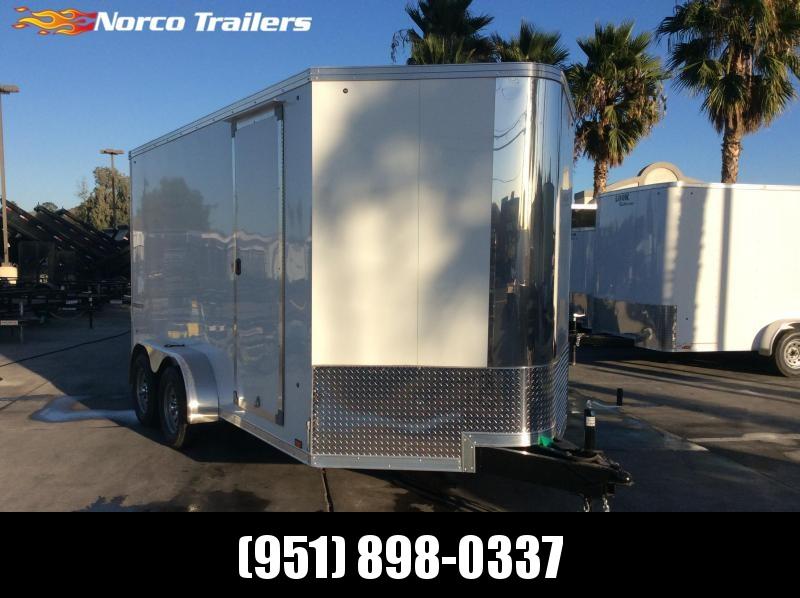 2020 Pace American Cargo Sport 7' x 14' Tandem Axle Enclosed Cargo Trailer