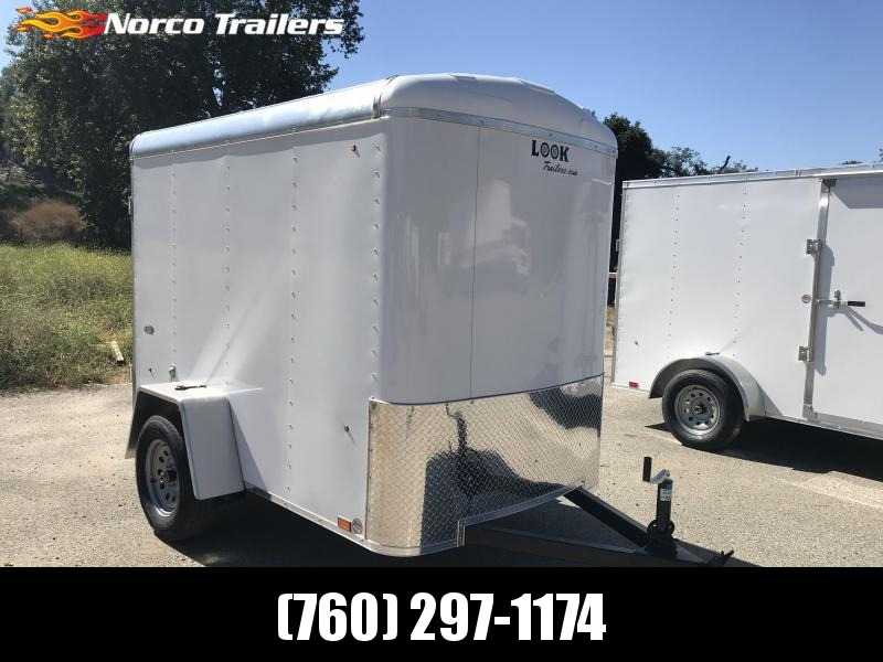 2020 Look Trailers STRLC 5' x 8' Enclosed Cargo Trailer