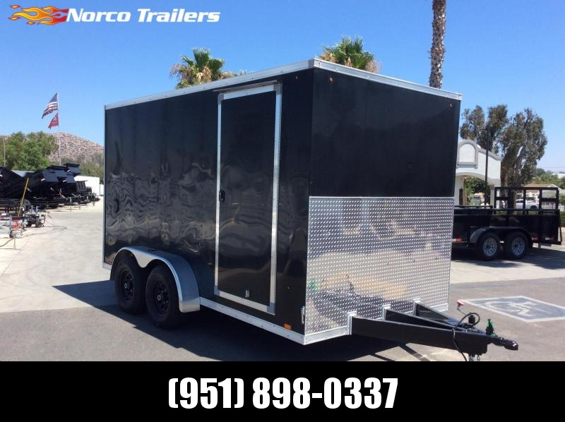 2020 Look Trailers Element 7' x 14' Tandem Axle Enclosed Cargo Trailer