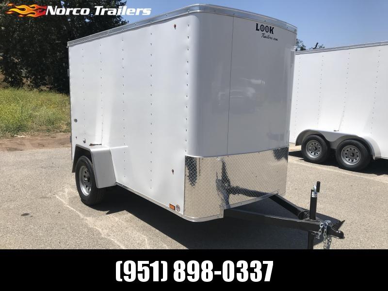 2020 Look Trailers STLC 5' x 10' Enclosed Cargo Trailer