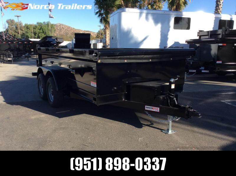 2020 Innovative Trailer Mfg. 83 x 12 Tandem Axle Dump Trailer