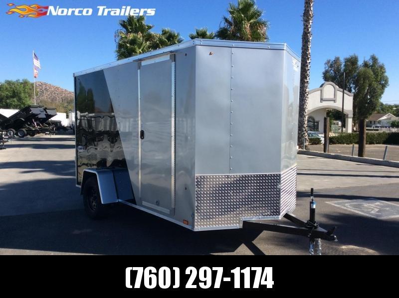 2020 Look Trailers Element 6' x 12' Single Axle Enclosed Cargo Trailer