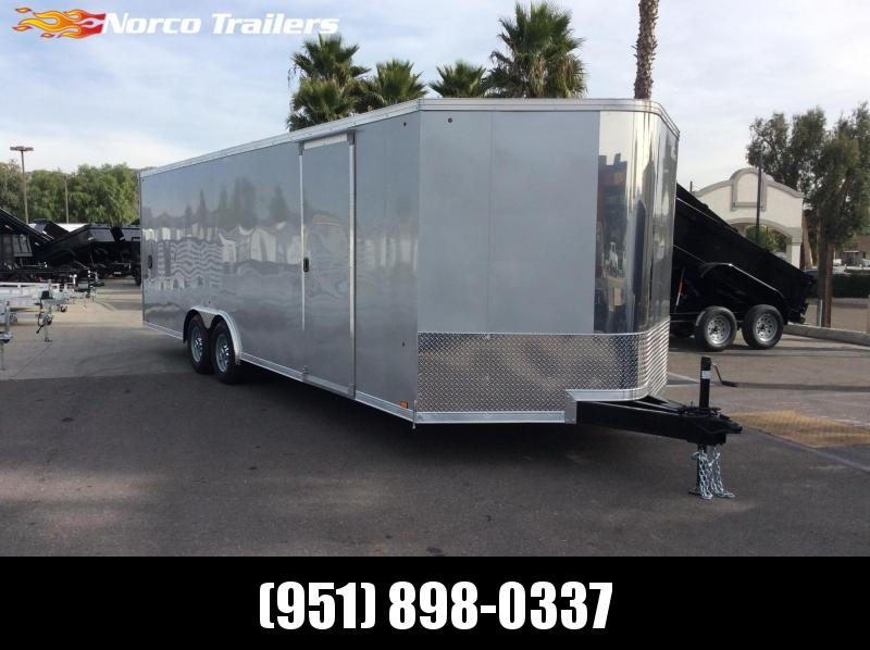 2020 Look Trailers Vision 8.5' x 24' Tandem Axle Car / Racing Trailer