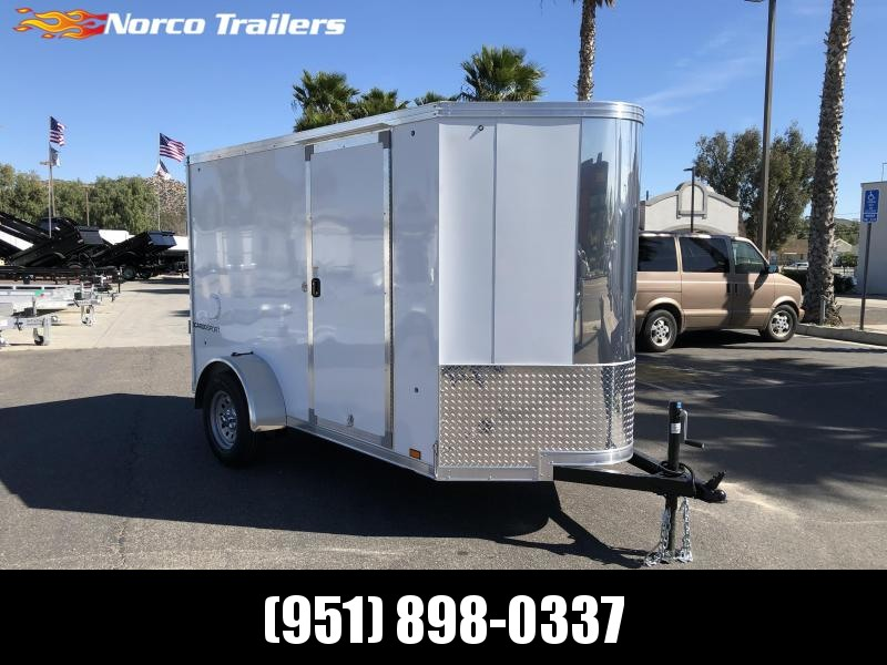2021 Pace American Cargo Sport 5' x 10' Single Axle Enclosed Cargo Trailer