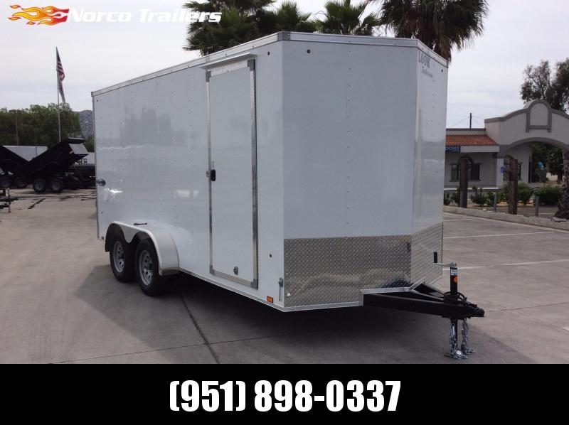 2021 Look Trailers Element 7' x 16' Enclosed Cargo Trailer