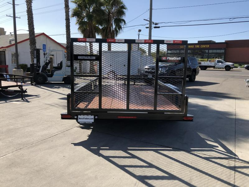"2020 Sun Country Playcraft 82"" x 14' Tandem Axle Utility Trailer"