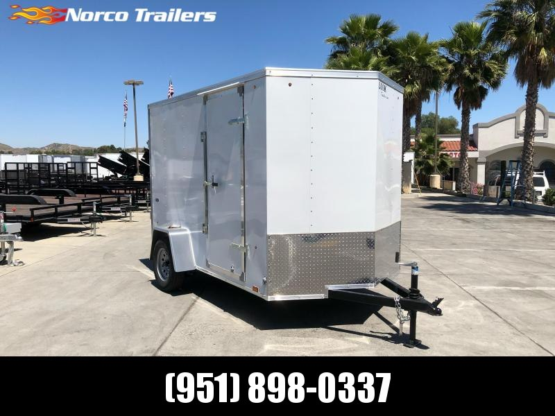 2021 Look Trailers STVLC 6' x 10' Single Axle Enclosed Cargo Trailer