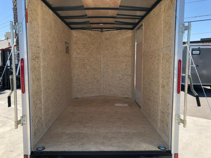 2021 Look Trailers STVLC 6' x 10' Single Axle Enclosed Cargo Trailer