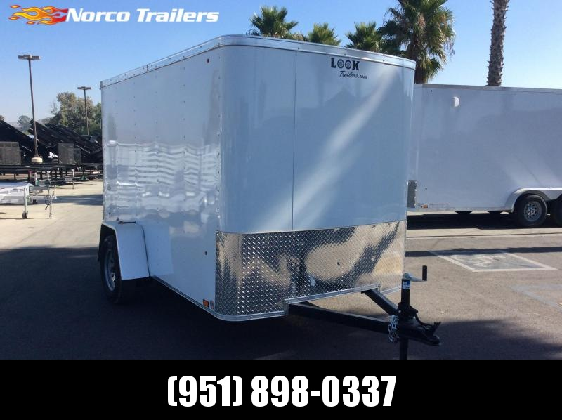 2020 Look Trailers STLC 6 X 10 S12 Enclosed Cargo Trailer