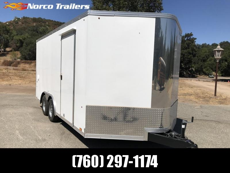 2020 Look Trailers Vision 8.5' x 16' 7K Car / Racing Trailer