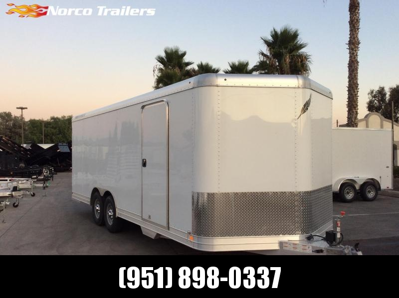 2020 Featherlite 4926 8.5' x 22' Tandem Axle Car / Racing Trailer