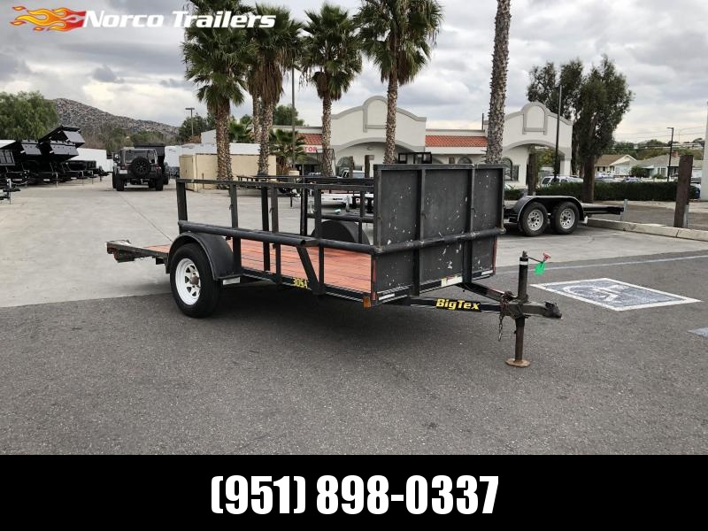 2004 Big Tex Trailers 5' x 12' Single Axle Utility Trailer