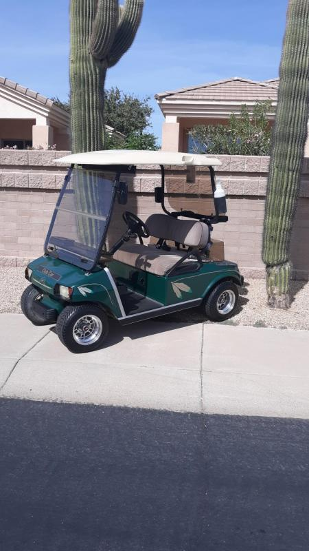 2006 Club Car DS Golf Cart