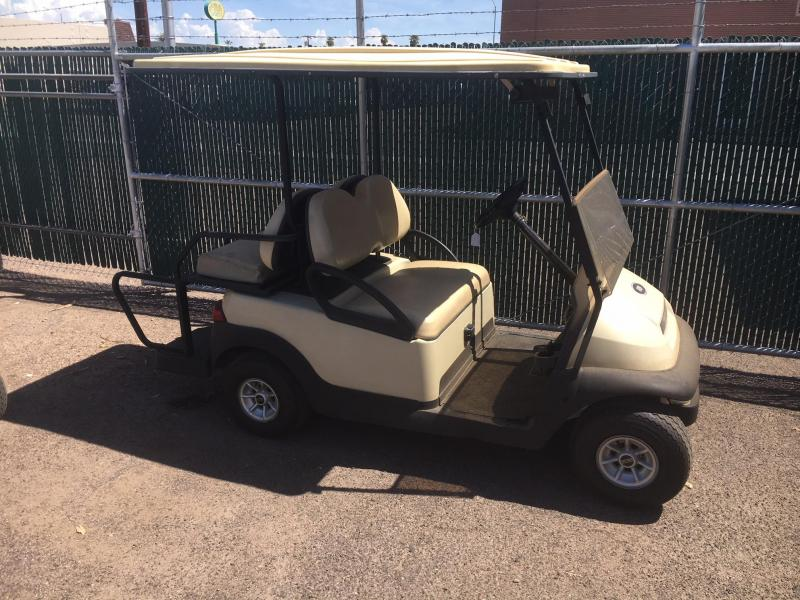 2011 Club Car Villager 4 flip Golf Cart
