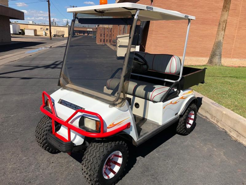 2008 Club Car Lynx Golf Cart