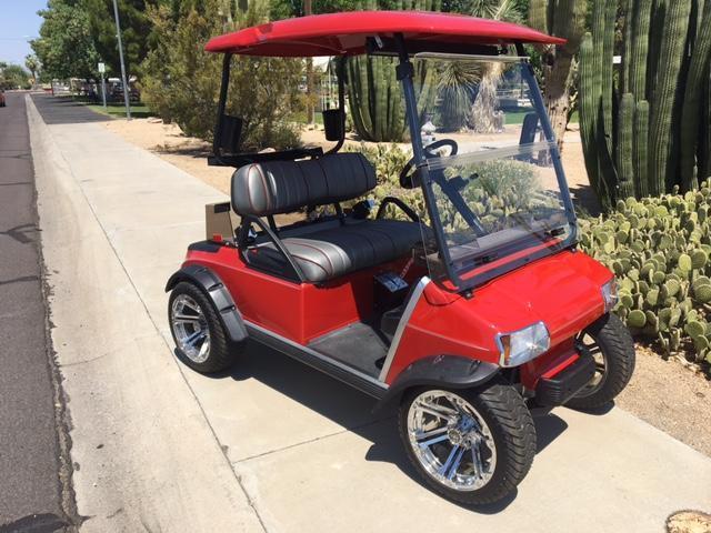2011 Club Car DS Golf Cart