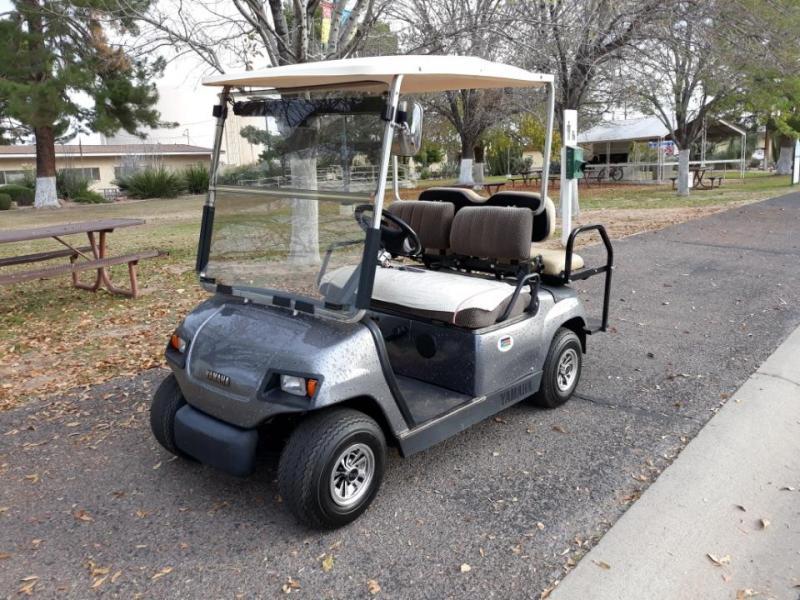 1997 Yamaha Gas Golf Cart