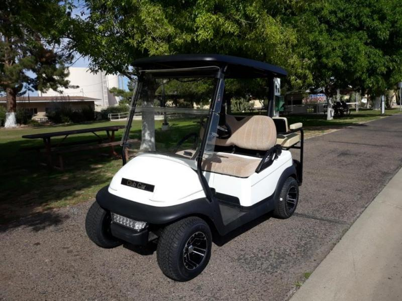 2013 Club Car Onward Golf Cart