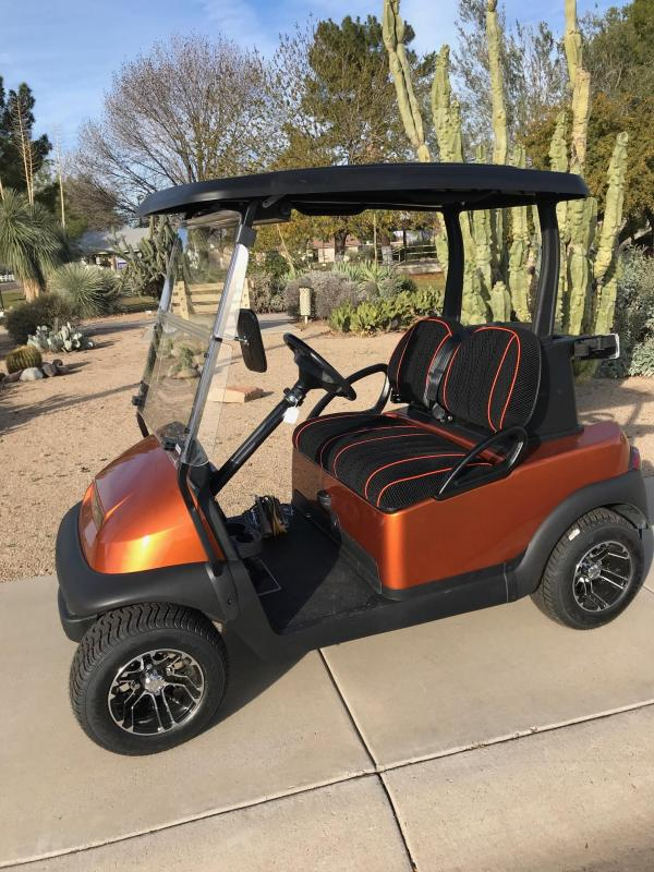 2015 Club Car Onward Golf Cart