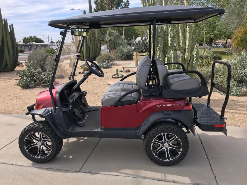 2020 Club Car Onward Sport Side-by-Side