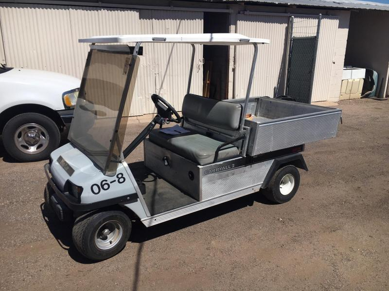 2006 Club Car Carryall 2 Cargo Box Utility Side-by-Side (UTV)