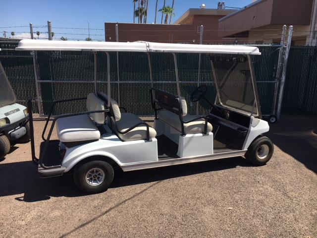 2004 Club Car Villager 6 Utility Side-by-Side (UTV)