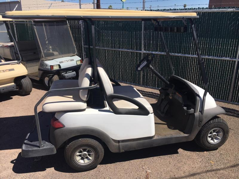 2007 Club Car Villager 4 Golf Cart