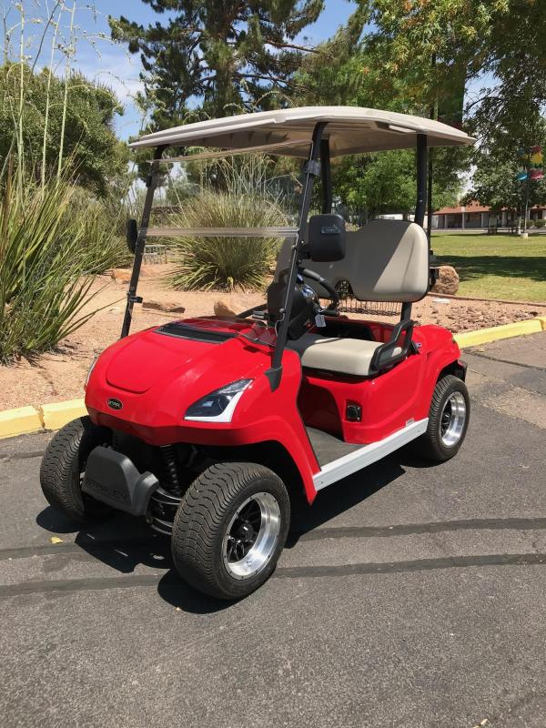 2019 Star Electric Vehicles Sirius Golf Cart