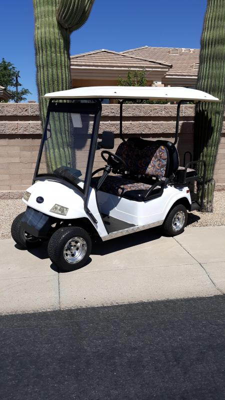 2010 Star Electric Vehicles Classic 48-2+2 Golf Cart