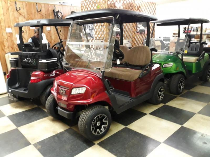 2020 Club Car on Golf Cart