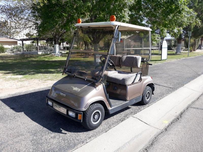1995 Yamaha Gas Golf Cart