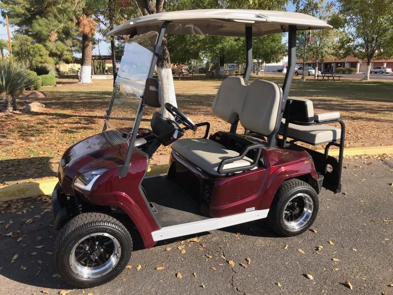 2020 Star Electric Vehicles si Golf Cart
