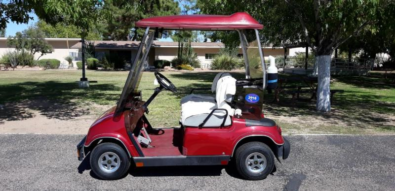 2004 Yamaha G22 Golf Cart
