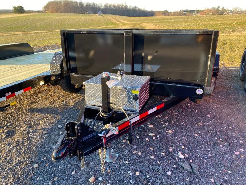 2020 Cam Superline 6' x 12' 10-612LPDT Low Profile Dump Trailer