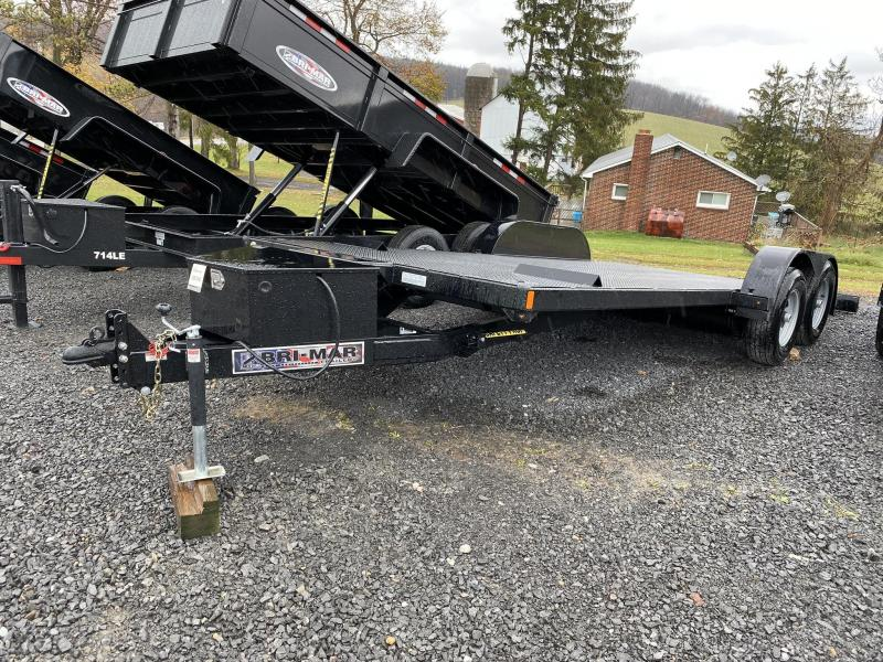 "2020 Bri-Mar 20' x 82"" Tilt Car Hauler Car / Racing Trailer"