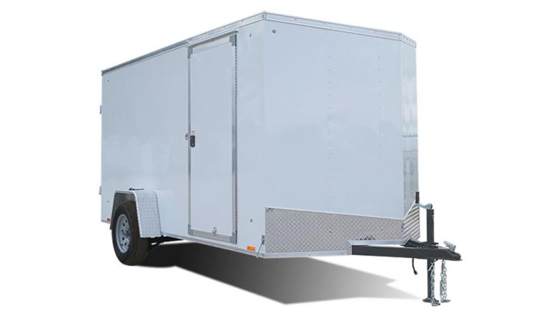 2020 Pace American 5 X 8 DLX Enclosed Cargo Trailer